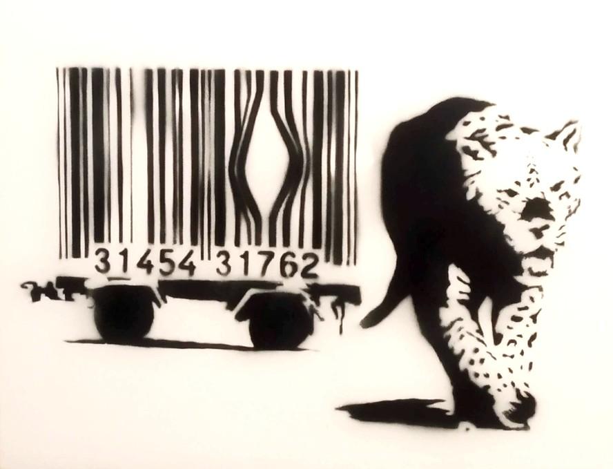 Zo waar! Dit leert Banksy mij