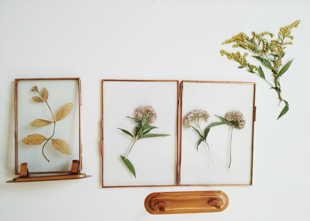 Magisch bloemengeluk + zelf maken: flowerpress