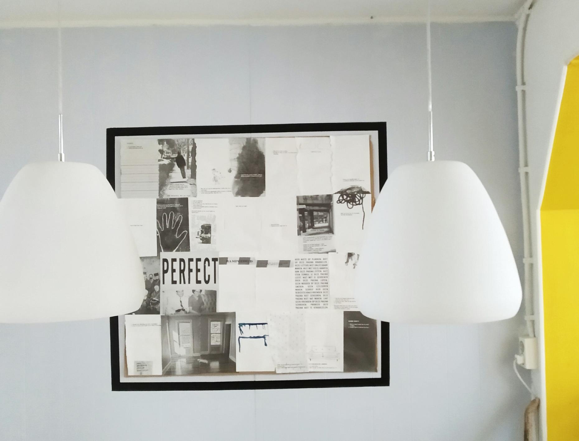 muur, mess, kunstwerk, boek, karton, zelf maken, diy, schilderij, muurdeco