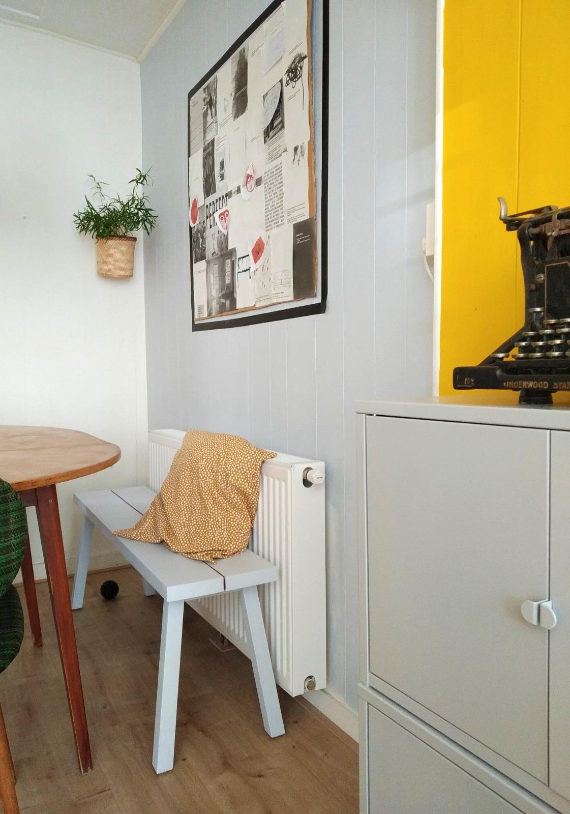 DIY – Pimp je eetkamerbank