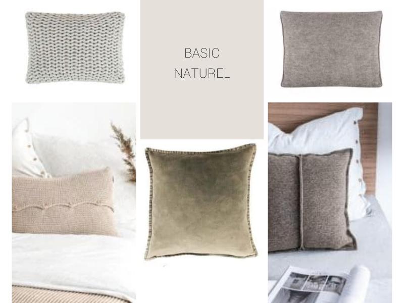 4 stijlen – 4 x verantwoorde kussens | Het bewijs dat duurzaam niet saai is
