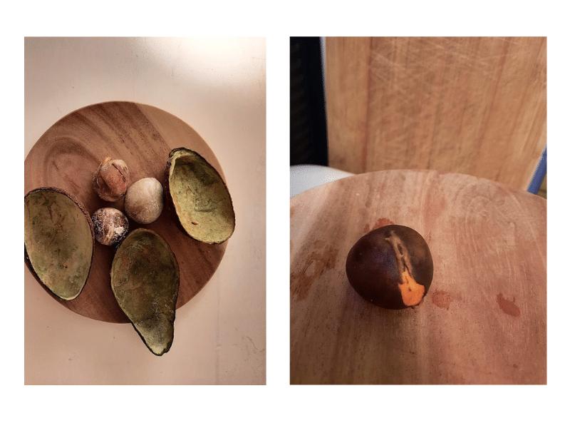 avocado, textielverf, natuurlijke verf, avocado, textiel, duurzaam interieur, interieurontwerp, interieuradvies, diy, do it yourself, zelfmaken, ditisdil, groningen